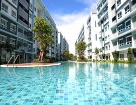 Furnished Hua Hin 1 Bed Condo Unit For Sale