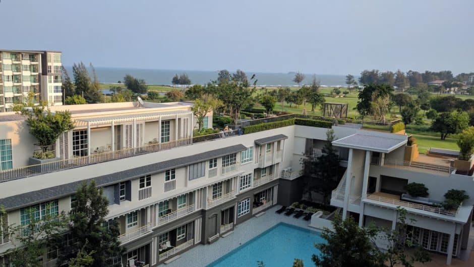 Mountain View Condominium Hua Hin Autumn For Sale