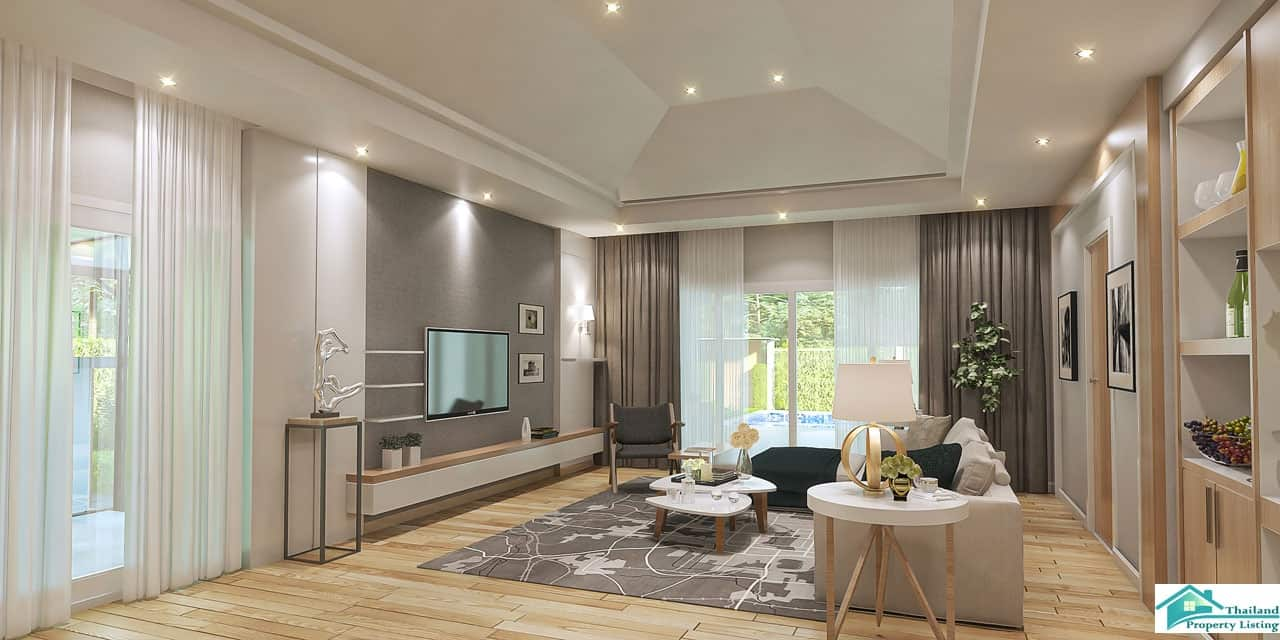 Ultra Modern Luxurious Residential Pool Villa Project By Moda Residences Hua Hin