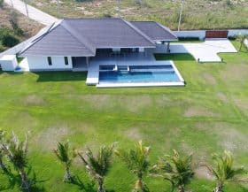 Well Designed Pool Villa For Sale In Pranburi On 58 Rai Estate