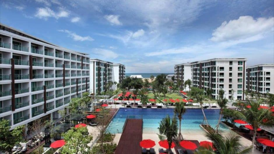 2 Bed Condominium For Sale in Amari Hua Hin