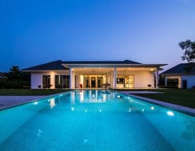 Baan Ing Phu Ultimate Private Pool Villa For Sale Hua Hin Estate Development