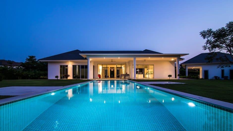 Baan Ing Phu Ultimate Private Pool Villa For Sale Hua Hin Estate Development