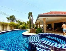 Golf Village 4 Bed 4 Bath Private Pool Villa For Sale In Hua Hin