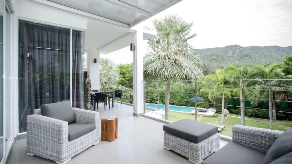 Luxury Hua Hin Condo For Sale Baan Ing Phu