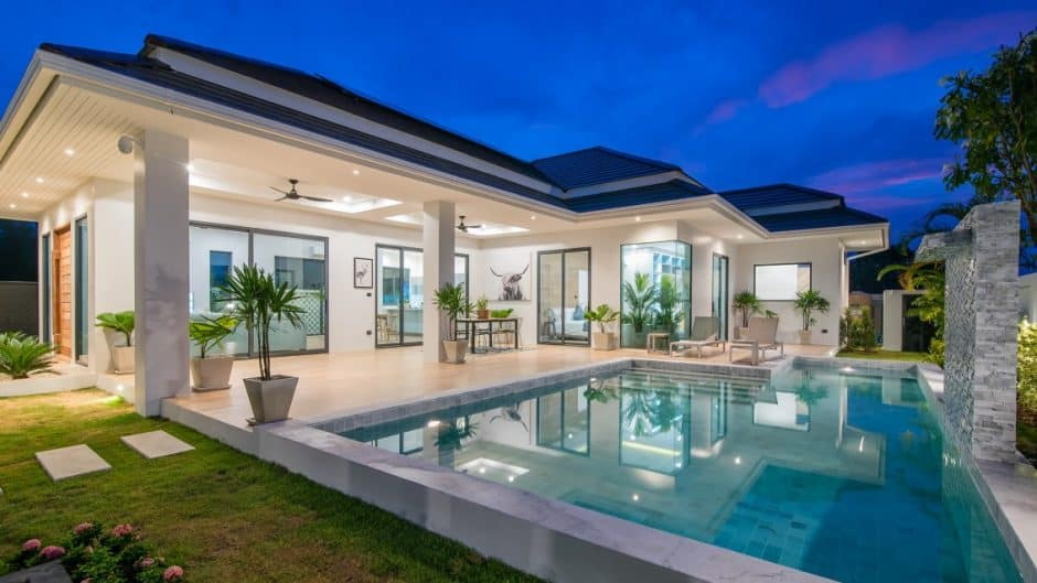 Bibury Property Hua Hin Luxury Pool Villa For Sale