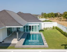 Luxury Villa For Sale In Baan Aria  Hua Hin Residential Development