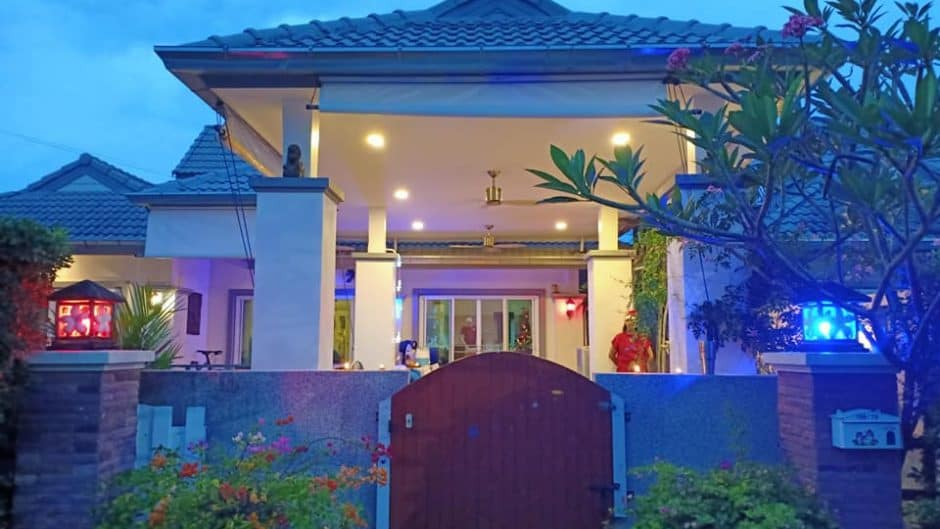 Emerald Resort House For Sale In Hua Hin Soi 112